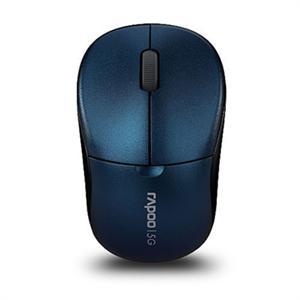 雷柏 1090P 無線光學滑鼠 (藍/黑/紅 三色)
