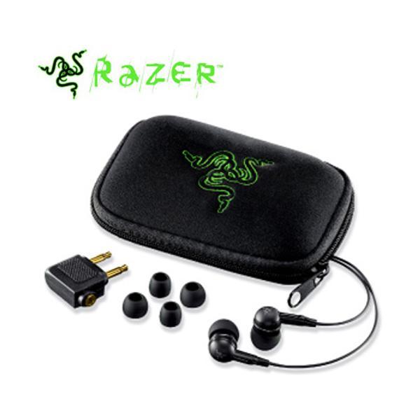 Razer Moray+ 虎鰻加強版 耳塞式耳機麥克風