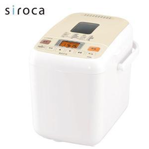 日本Siroca 全自動製麵包機(SHB-518)