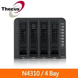 Thecus N4310 網路儲存伺服器