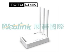 TOTO-LINK N300RE 300M 11n無線寬頻分享器