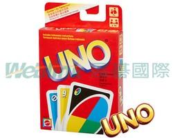 桌遊系列-UNO遊戲卡
