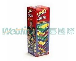 桌遊系列-UNO疊疊樂