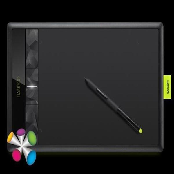 Wacom Bamboo Fun Pen&Touch III (黑/萊姆綠) 中Medium (CTH-670)