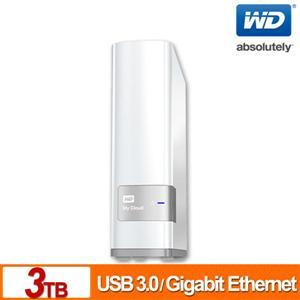 WD My Cloud 3TB 雲端儲存系統