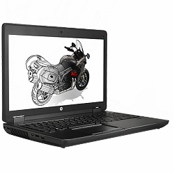 HP惠普 L3J50PA (ZBook15G2) 15.6吋商用筆記型電腦 (i7-4810MQ/1T/8G/K2100M/DVDRW/WIN8.1 DG/3Y)