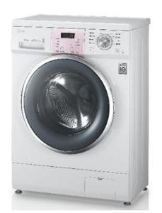 LG 樂金 WD-035SW  迷你小滾筒洗衣機 3.5kg 快速洗程 8種洗程 直驅變頻