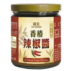 菇王 香椿辣椒醬 240g/罐 原價$120 特價$115