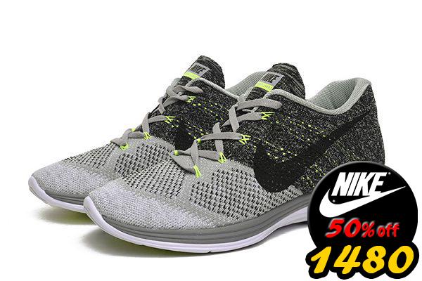 歲末出清Nike FLYKNIT LUNAR登月3代 針織 飛線 雪花 輕量慢跑運動鞋 休閒鞋 男女 情侶鞋 【T6】