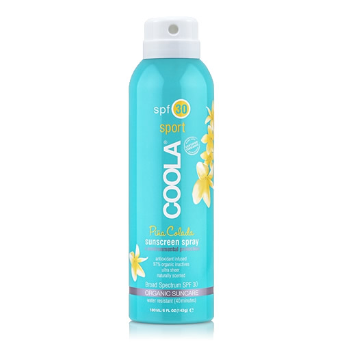 COOLA sunscreen spray-熱帶水果酒