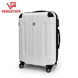 VANGATHER 凡特佳-28吋ABS城市街角系列行李箱-象牙白