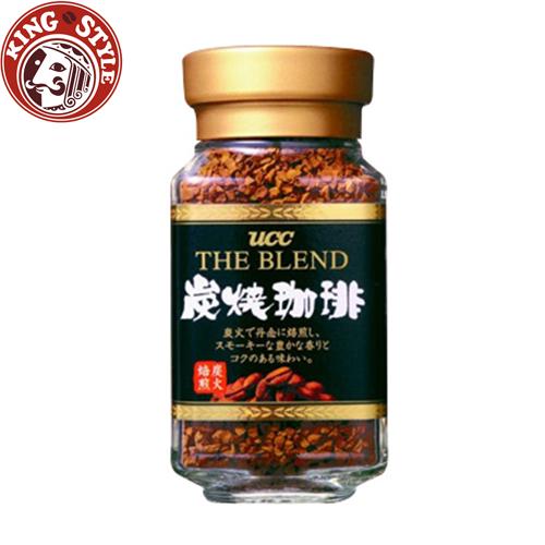 金時代書香咖啡【UCC】日本 炭燒即溶咖啡(90g)