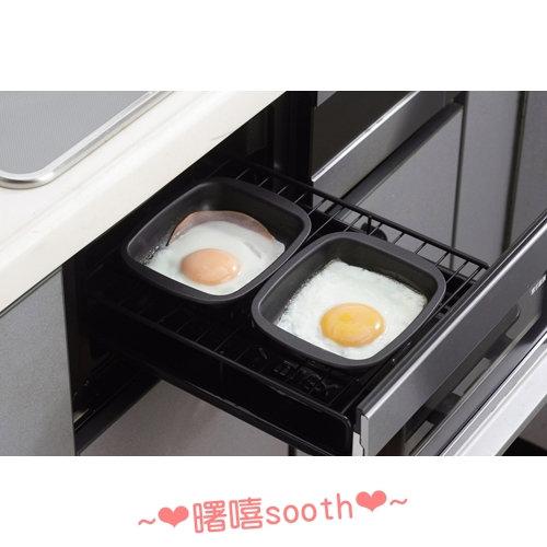 【曙嘻sooth】日式餐盤/早安烤盤/吐司 煎蛋一次搞定