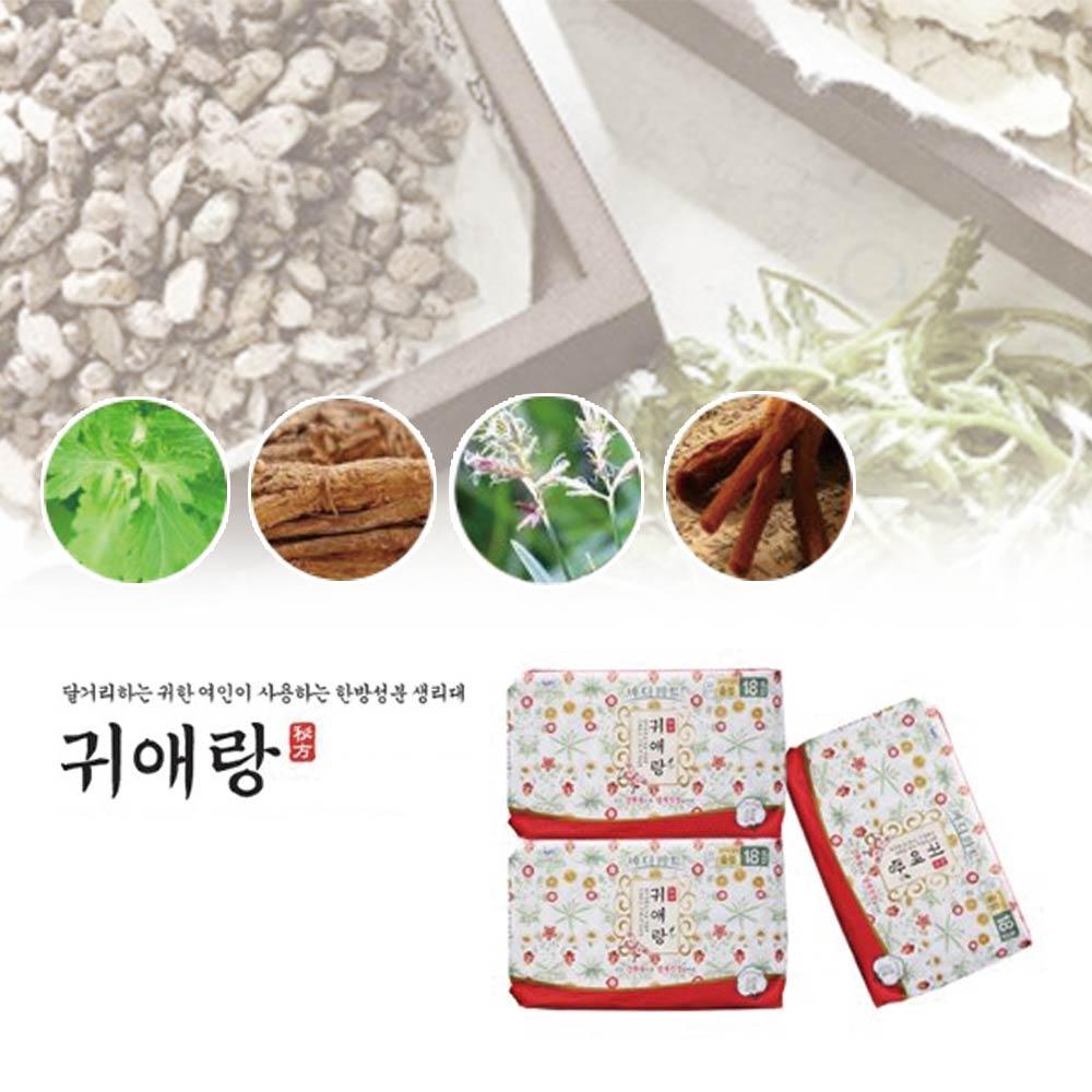 代購現貨 韓國 Sofy~ 貴愛娘漢方衛生棉(1包入)  IF0154