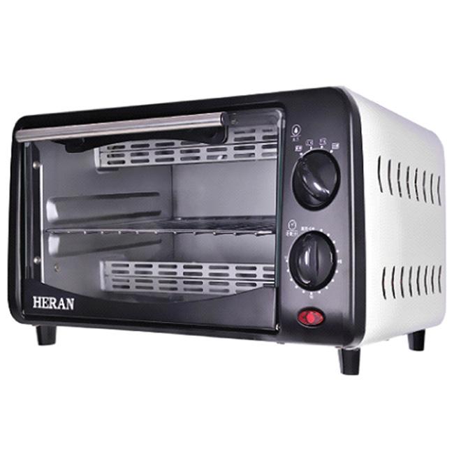 HERAN禾聯 9公升雙旋鈕電烤箱 HEO-0901WGH
