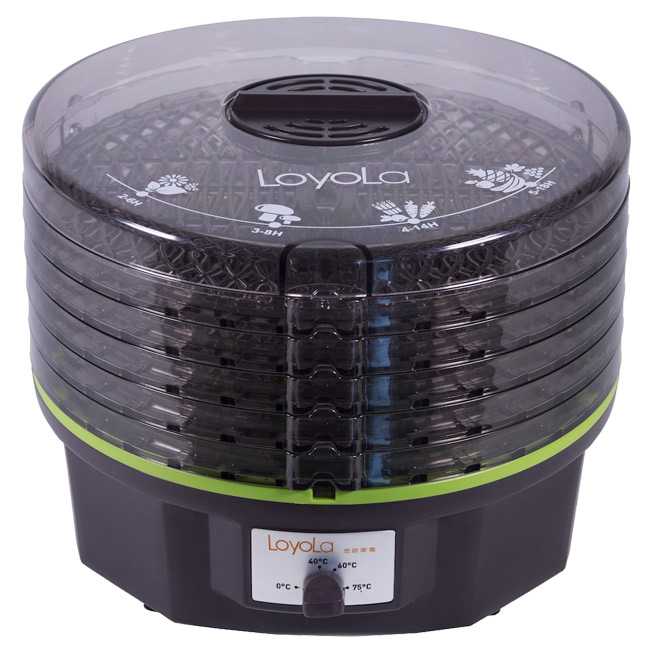 【LoyoLa】蔬果烘乾機 HL-1080/HL-1080S