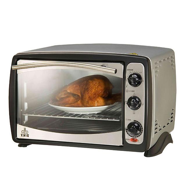 【大家源】19L全雞電烤箱 TCY-3819
