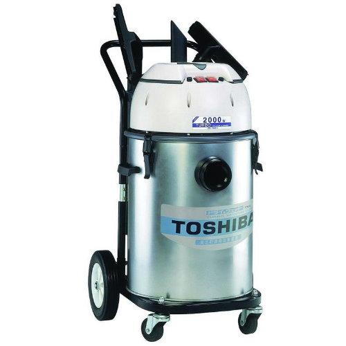 【TOSHIBA東芝】雙渦輪工業用乾濕兩用吸塵器(40公升集塵桶)TVC-1040