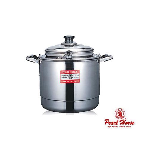 【寶馬牌】不鏽鋼28CM多用途煉鍋 KO-S-020-028