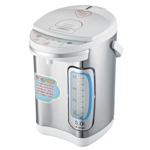 晶工牌 5L電動給水熱水瓶 JK-8140H