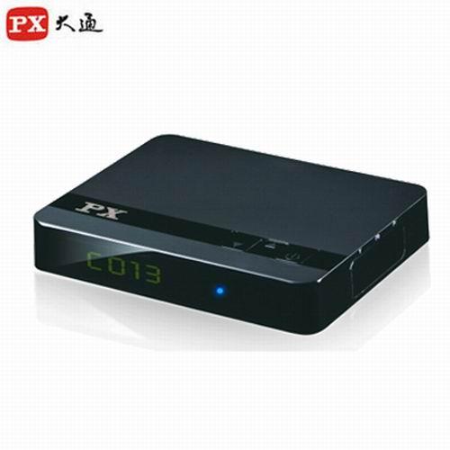 【PX大通】極致教主高畫質數位機上盒 HD-3000(加送傳輸線HDMI-1.5MM)