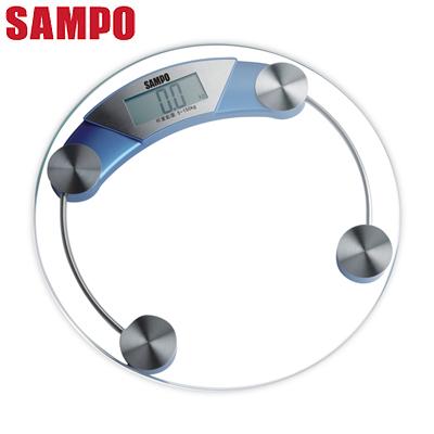 【SAMPO聲寶】大螢幕自動電子體重計BF-L1104ML