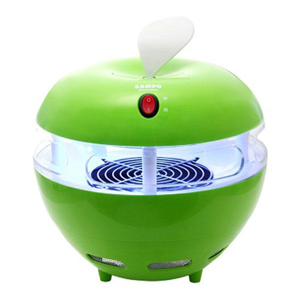 【SAMPO聲寶】9瓦光觸媒吸入式捕蚊燈 MLS-W1209CL