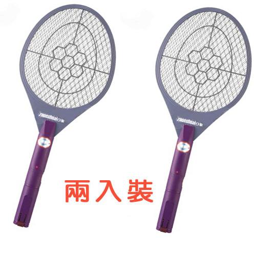 日象充電特大型電蚊拍(2入組) ZOM-3100