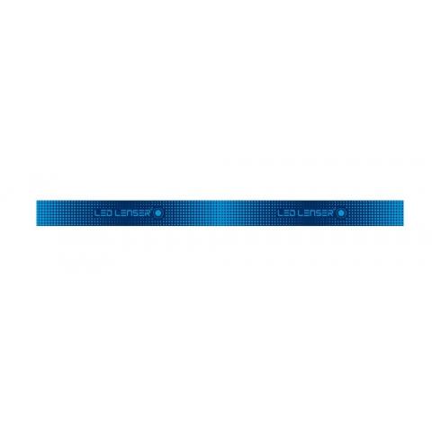 ├登山樂┤LED LENSER 配件 0377 SEO專用頭燈帶 藍色 #0377
