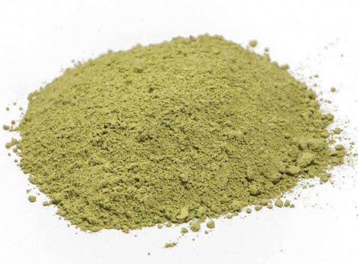 心動小羊^^純天然抹茶石泥粉、綠茶礦泥粉只要50G,只要50元