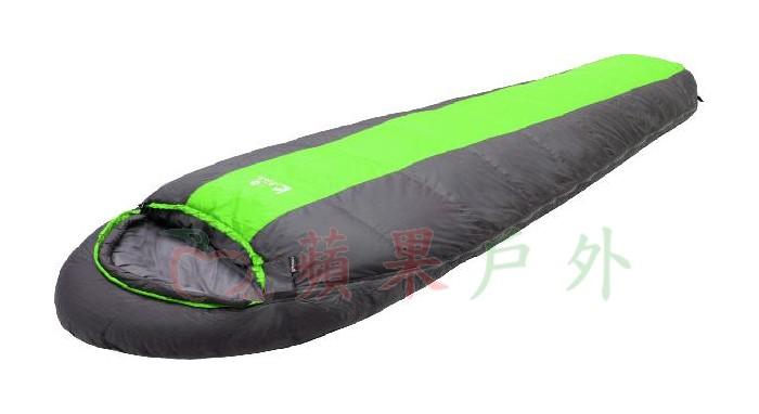 【【蘋果戶外】】吉諾佳 AS300A 保暖型羽絨睡袋 絨重300g Lirosa 僅900g 背包客打工遊學