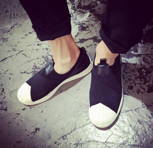 貝殼 武士鞋 針織 綁帶 鞋款 潮流 復刻 復古 原創設計 非NIKE