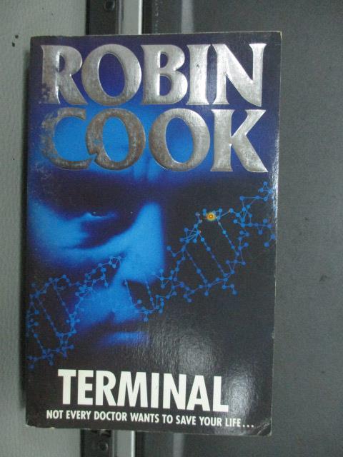 【書寶二手書T1/原文小說_MRY】TERMINAL_Robin Cook