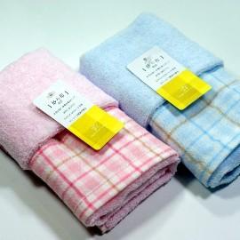 Gemini雙星毛巾 ~ GM進口素材兩面特殊織法毛巾 _ 1條入