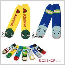【esoxshop】╭*SOCKS 可愛止滑毛巾底造型地板襪╭*2-8歲╭*男女款╭*《直版襪/止滑襪/童襪/造型襪》