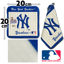 【esoxshop】╭*不定期新增╭*MLB 洋基系列方巾╭*多款《手巾/毛巾/手帕/yankees》