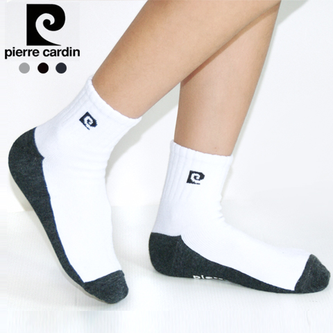 【esoxshop】╭*Pierre Cardin 皮爾卡登 兒童棉襪╭*舒適好穿│保證正品《船襪/船型襪/短襪/踝襪/學生襪》