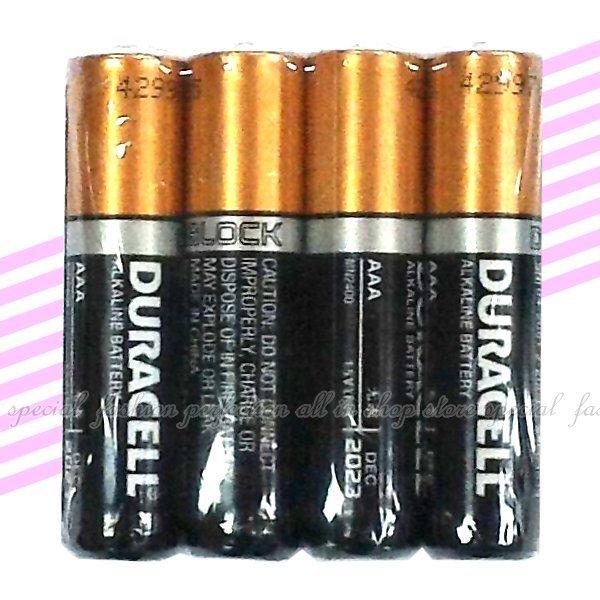 金頂鹼性電池3號(AA) 金頂電池 DURACELL鹼性電池 4入【GU229】◎123便利屋◎