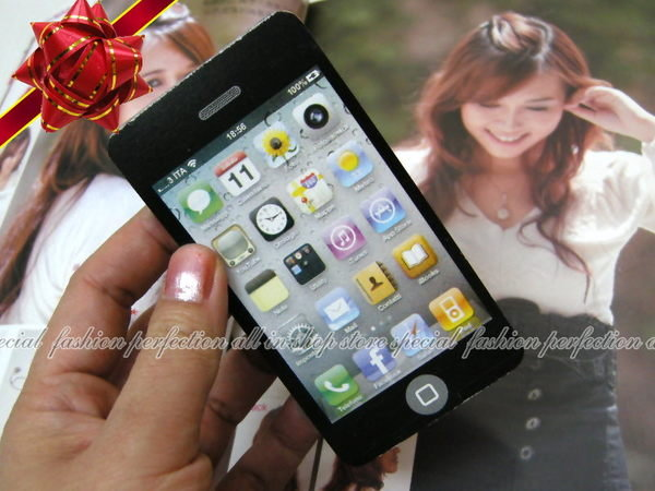 iphone 4S 創意便條紙 memo紙 留言紙 筆記本~ 不挑色【DB310】◎123便利屋◎