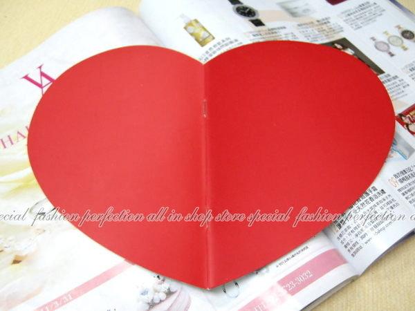 韓版 浪漫超大愛心造型便條紙/信紙/記事本/筆記本【DH482】◎123便利屋◎