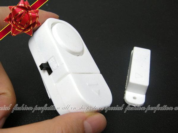 簡易門窗防盜器AL9805 高分貝門窗警報器~防盜器【DR209】◎123便利屋◎