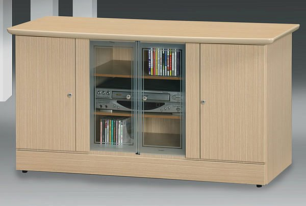 【尚品家具】111-01白橡4尺電視櫃矮櫃~另有胡桃柚木山毛色、2尺、3尺