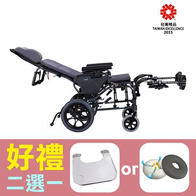 【康揚】仰躺型骨科輪椅 潛隨挺502(KM-5000.2) ~ 超值好禮2選1