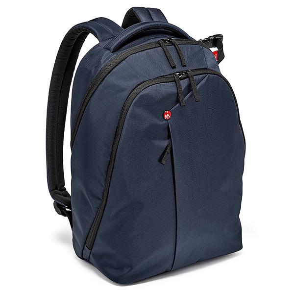 Manfrotto 正成公司貨 MB NX-BP-VBU - Backpack   開拓者雙肩後背包-藍