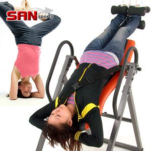 【SAN SPORTS 山司伯特】超元氣折疊倒立機(倒立椅倒吊椅.拉筋機拉筋板.美背機牽引機.倒立的好處.運動健身器材.推薦哪裡買) C149-5820