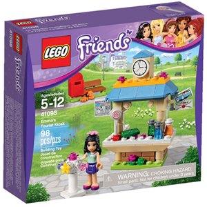 樂高積木LEGO《 LT41098 》2015 年 Friends 姊妹淘系列 - 安德里亞的遊客服務站