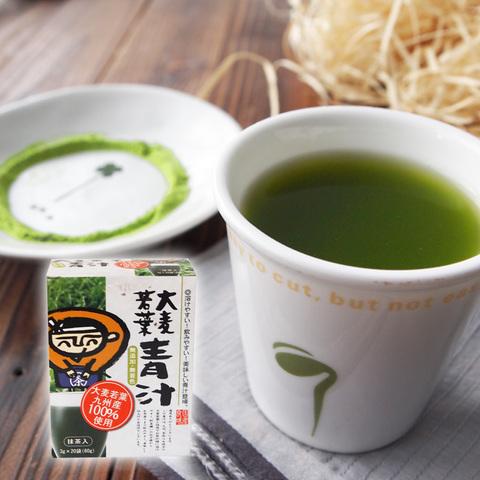 有樂町進口食品 日本進口 Sunplus大麥若葉青汁 抹茶 20入 J155 4571363920602