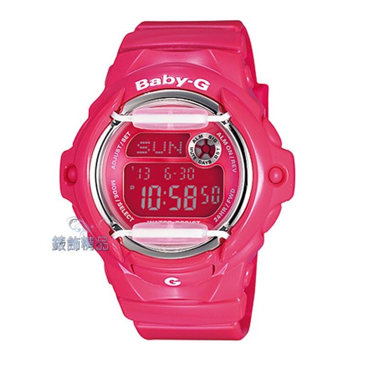 【錶飾精品】現貨CASIO卡西歐Baby-G防水200米BG-169R-4BDR粉紅BG-169R-4B全新正品 學生 開學 畢業季