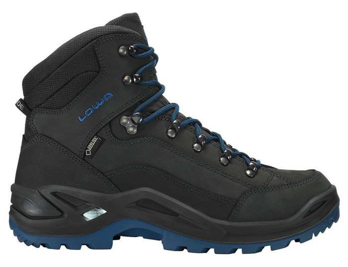 【鄉野情戶外專業】 LOWA |德國|  Renegade GTX 寬版高筒防水登山鞋 男款/LW310968