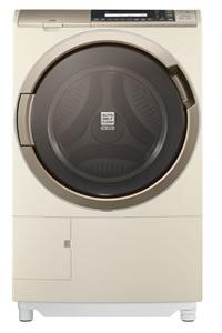 HITACHI 日立 SFSD3100W (左手開)熱氣噴霧尼加拉飛瀑滾筒式洗脫烘洗衣機(香檳金) ~